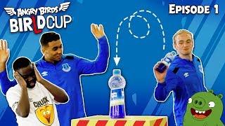 Angry Birds - BirLd Cup   Bottle Flip Challenge - Ep.1