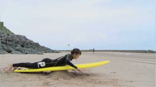 Learn How To Surf: Dry Practice | Tips For Surfing
