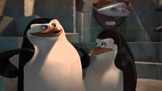 The Madagascar Penguins in a Christmas Caper - Clip