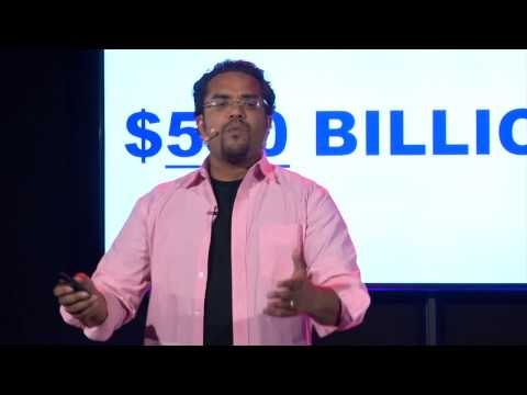 Dreams of the Bottom Billion - A New Approach To Curing World Poverty | Anik Singal | TEDxUBIWiltz