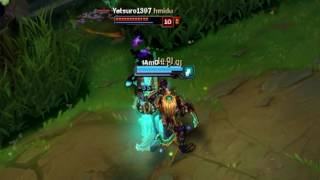 When League of Legends become a hentai tentacle