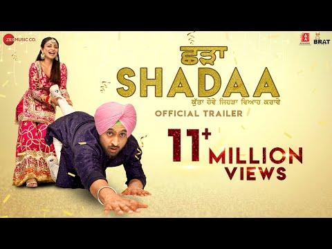 Xxx Mp4 SHADAA Official Trailer Diljit Dosanjh Neeru Bajwa 21st June Punjabi Movie 2019 3gp Sex