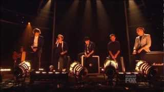Little Things -One Direction- The X Factor USA 2012