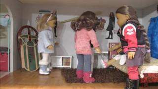MOVING DAY!...American girl style AGSM