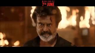 Kaala Rajinikanth - Teaser/Trailer Black Panther theme