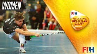 Netherlands v Ukraine - Indoor Hockey World Cup - Women