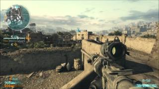 Medal of Honor 2010 Multiplayer Special Ops Gameplay