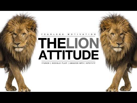 Xxx Mp4 The Lion Attitude HEART OF A LION Motivational Video 3gp Sex