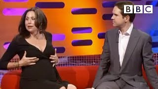 Are you hot Minnie? - The Graham Norton Show - BBC Two