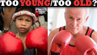 Am I Too Old or Young to Start Boxing/MMA?