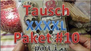 Tauschpaket #10 XXXXL von Michelle Teil 1 mit Special CoMod