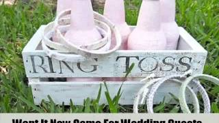 9 Fun Wedding Games For Guests