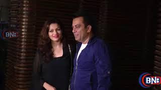 Bollywood Celebs At T Series Head Bhushan Kumar Birthday Party  Vidya Balan Iulia Vantur