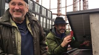 How to Install a solar setup on a narrowboat
