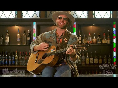 Drake White - Can't You See - Marshall Tucker Band Cover  The Bluestone Sessions