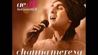 channa mereya new version| arijit singh| sony music india| 2k17