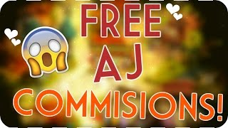[Animal Jam]~ FREE INTRO\OUTRO COMMISIONS! (CLOSED)
