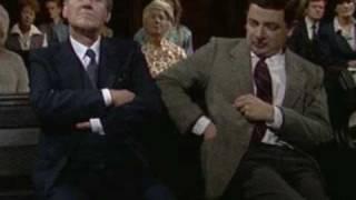 Mr. Bean The Church