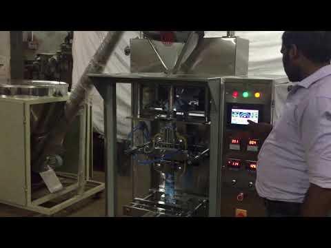 Salt Packing Machine for Salt Powder