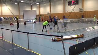 2018 Goalball World Championships Czech Republic v Canada 1st Half