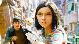Behind The Scenes on ALITA BATTLE ANGEL - Movie B-Roll & Bloopers