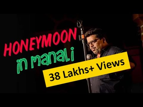 Xxx Mp4 Honeymoon In Manali Stand Up Comedy By Jeeveshu Comedy Munch 3gp Sex