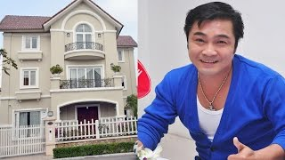 Choáng với biệt thự mới xây, rộng 700 m2 của Lý Hùng - TIN TỨC 24H TV