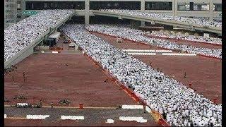 हज यात्रा दौरान मक्का मदीना की एेसी खूबसूरती देखकर दंग रह जायेंगे आप...