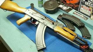 POLYTECH AKS AK47