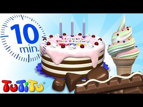 TuTiTu Specials Birthday Party Toys and Songs for Children
