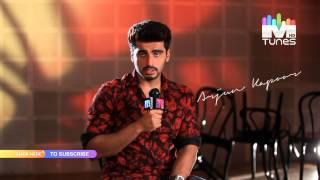 Arjun Kapoor on Mtunes HD