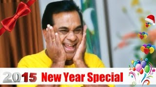 Tollywood Rewind 2014 - Back 2 Back Telugu Latest Comedy Scenes - 2015 New Year Special