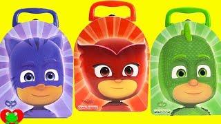 PJ Masks Surprise Tins