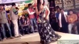 Bhojpuri Dance New Arkestra Dance 2017 ।। ओठलाली से रोटी बोर के