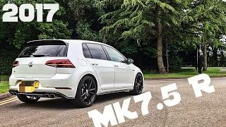 2017 Mk7.5 Golf R TEST DRIVE