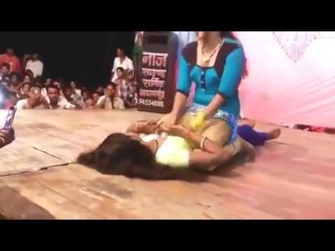 Xxx Mp4 Sapna Or Sunny Lione Ko Bhi Fail Kar Diya In Ladkiyo Ne New Haryanvi Dance 2017 3gp Sex