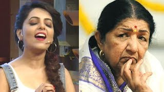 Suganda Mishra LATEST Mimicry On Lata Mangeshkar | Suganda Mishra comedy