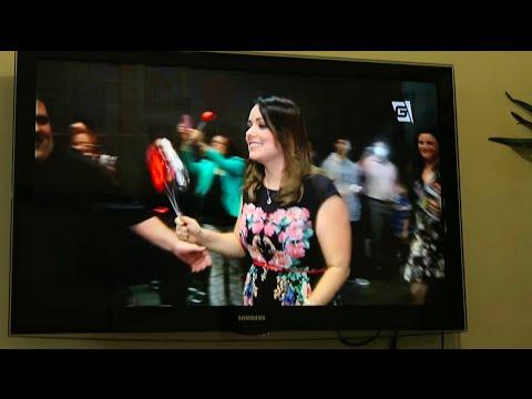 YOUTUBERS NA TV - Flavia Calina