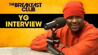 YG Talks Fake Love Surrounding Nipsey Hussle's Passing, New Album, Hollywood, Clothing Line + More