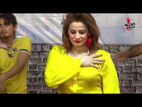 punjabi stage drama dance nida chaudhary 2013 - video