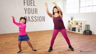 Mommy and Me Dance Workout