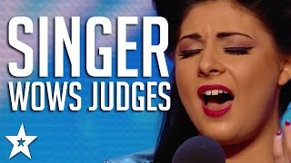 Incredible Opera Singer's Emotional Audition | Got Talent Global