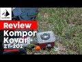 Download Video Download Review Kompor Kovar ZT 202 3GP MP4 FLV