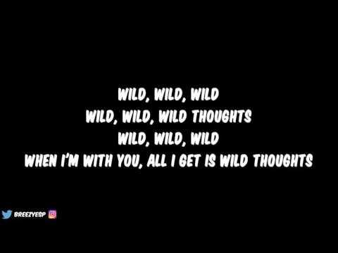DJ Khaled - Wild Thoughts ft. Rihanna, Bryson Tiller (Lyrics) / Letras