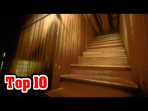 Top 10 MOST HAUNTED Places In The UNITED STATES