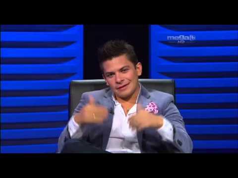 Una polémica y desafiante entrevisa del cantante venezolano Oscarcito y Jaime Bayly