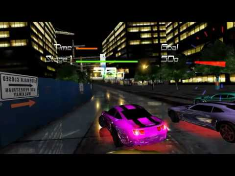 Hot Tuning Nights (free android racing game) trailer