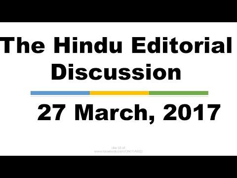Xxx Mp4 Hindi 27 March 2017 The Hindu Editorial Discussion EVM NPA AIR RAGE 3gp Sex