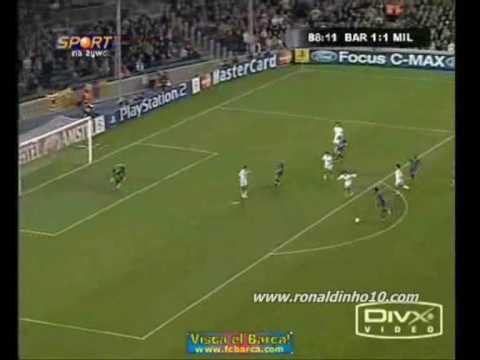 Ronaldinho Pes6 Movie