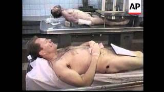 Russia - USA businessman shot dead